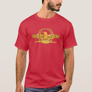 Roman Imperial Eagle Graphic T-Shirt