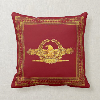 Roman Imperial Eagle Pillow
