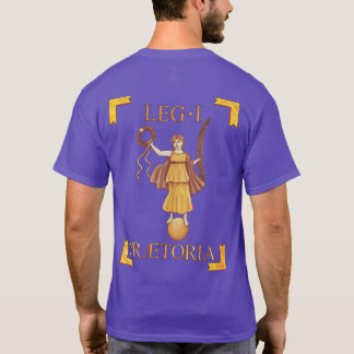 Roman Legion I Praetoria Vexillum T-Shirt