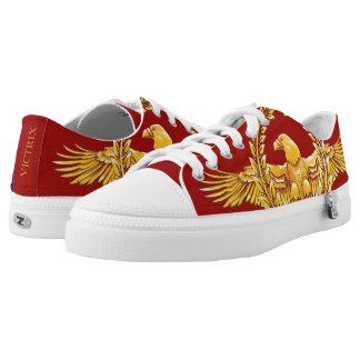 Roman Legion Vexillum Low-Top Sneakers