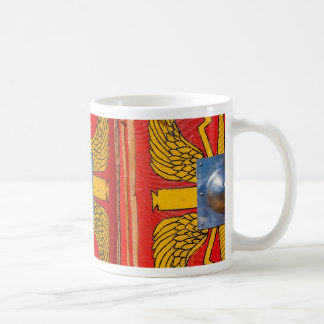 Roman Military Shield - Scutum Coffee Mug