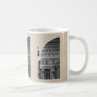 Roman Pantheon Classical Architecture Coffee Mug