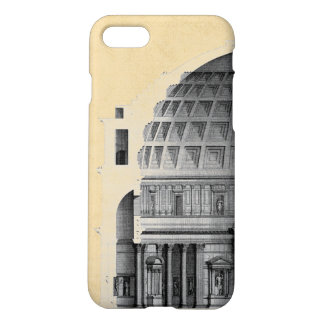Roman Pantheon Classical Architecture iPhone 7 Case