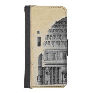 Roman Pantheon Classical Architecture iPhone SE/5/5s Wallet Case