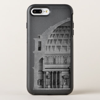 Roman Pantheon Classical Architecture OtterBox Symmetry iPhone 7 Plus Case