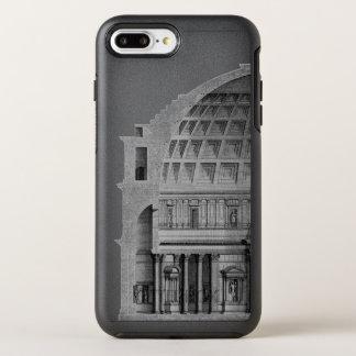 Roman Pantheon Classical Architecture OtterBox Symmetry iPhone 8 Plus/7 Plus Case