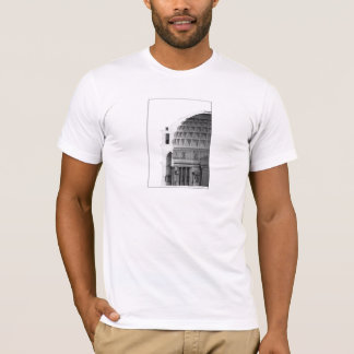 Roman Pantheon Classical Architecture T-Shirt