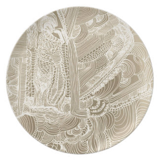Roman Princess Plate