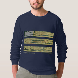 Roman Road Map Sweatshirt
