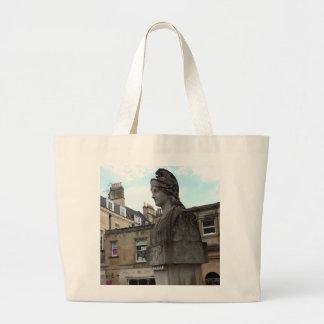 Roman Spa, Bath, England Large Tote Bag