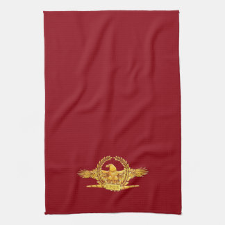 Roman SPQR Eagle Kitchen Towel