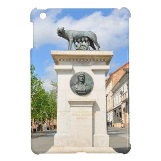 Roman statue iPad mini cases