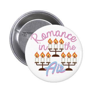 Romance 2 Inch Round Button