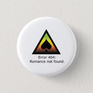 Romance 404 1 inch round button