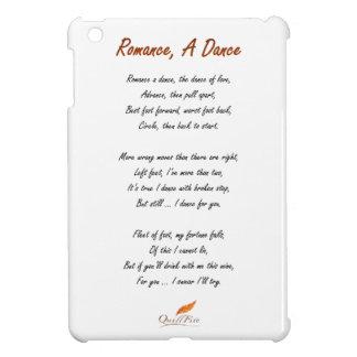 Romance, A Dance Poem Case For The iPad Mini