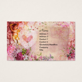 Romance Business Card