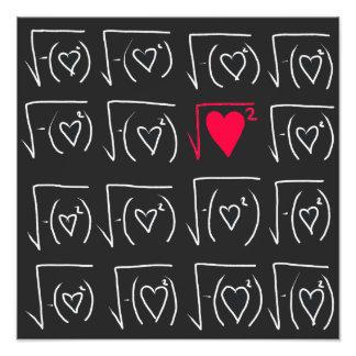 Romance de geek de maths : trouvez le vrai amour photos