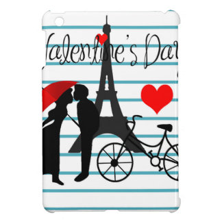 Romance in Paris iPad Mini Cases
