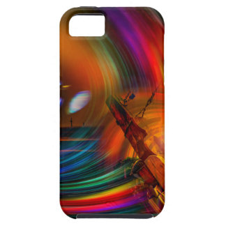 Romance OF sailing - time tunnel iPhone 5 Case
