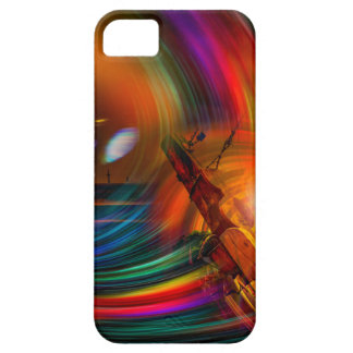 Romance OF sailing - time tunnel iPhone 5 Cover