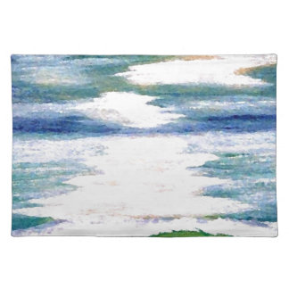 Romance of the Sea - Ocean Art Decor Placemat