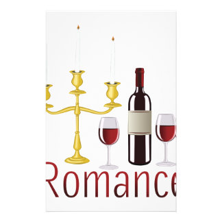 Romance Stationery