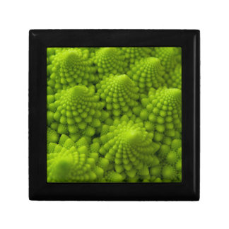 Romanesco Broccoli Fractal Vegetable Gift Box
