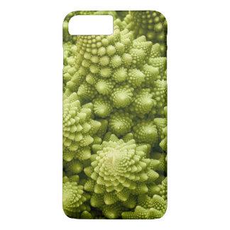 Romanesco broccoli vegetable close up iPhone 8 plus/7 plus case