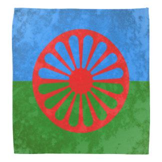 Romani flag bandana