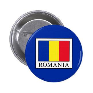 Romania 2 Inch Round Button