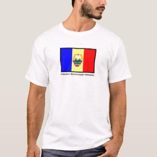 Romania Bucharest LDS Mission T-Shirt