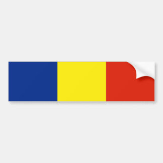 Romania Bumper Sticker