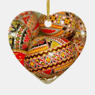 Romania Ceramic Ornament