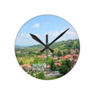 Romania Clocks