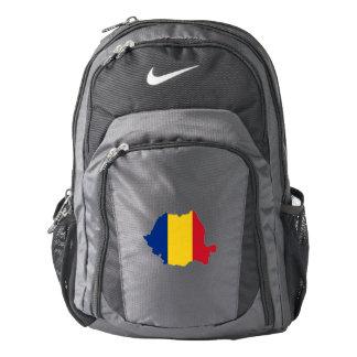 Romania Flag/Map