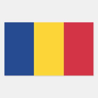 Romania Flag Sticker