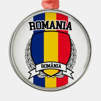 Romania Metal Ornament