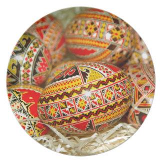 Romania Plate