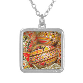 Romania Silver Plated Necklace