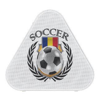 Romania Soccer 2016 Fan Gear Blueooth Speaker