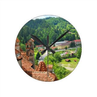 Romania Wall Clocks