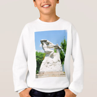 Romanian architecture sweatshirt