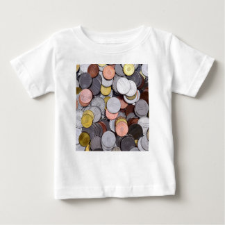 romanian coins baby T-Shirt