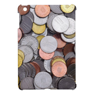 romanian coins iPad mini covers