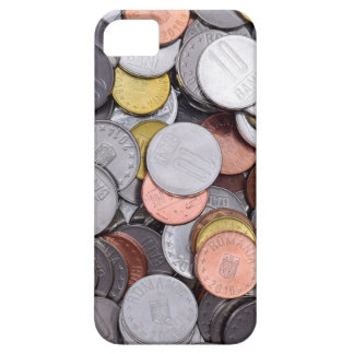romanian coins iPhone 5 case