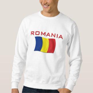 Romanian Flag (Red) Sweatshirt