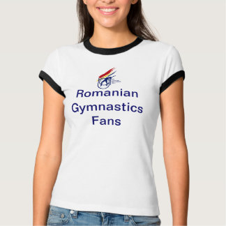 Romanian Gymnastics Fans 1 T-Shirt