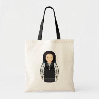 Romanian Matryoshka Bag