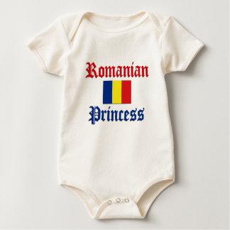 Romanian Princess Baby Bodysuit