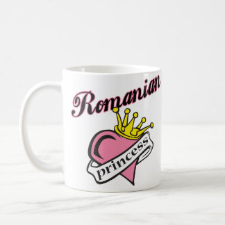Romanian Princess Coffee Mug